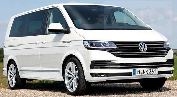 54 The Volkswagen Transporter 2020 New Concept for Volkswagen Transporter 2020