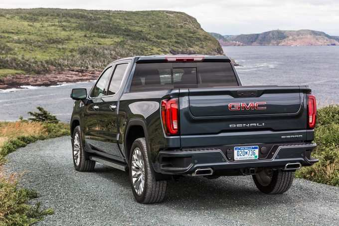 55 All New 2019 Gmc Pickup Release Date Picture with 2019 Gmc Pickup Release Date