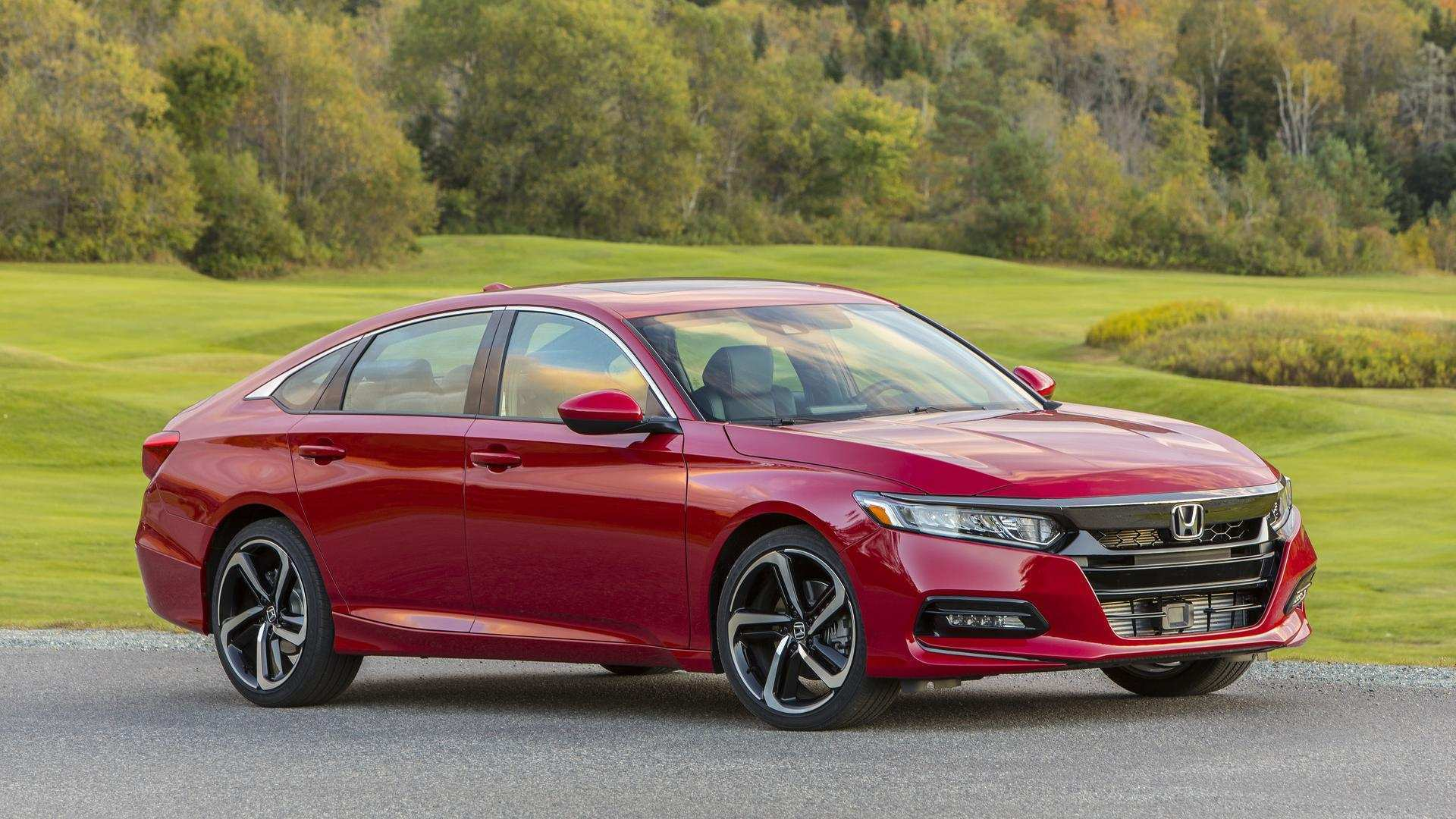 55 All New 2019 Honda Accord Wagon Reviews for 2019 Honda Accord Wagon