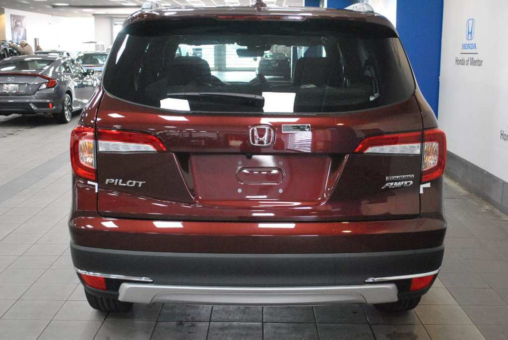 55 All New 2019 Honda Pilot 5 Passenger Performance and New Engine with 2019 Honda Pilot 5 Passenger