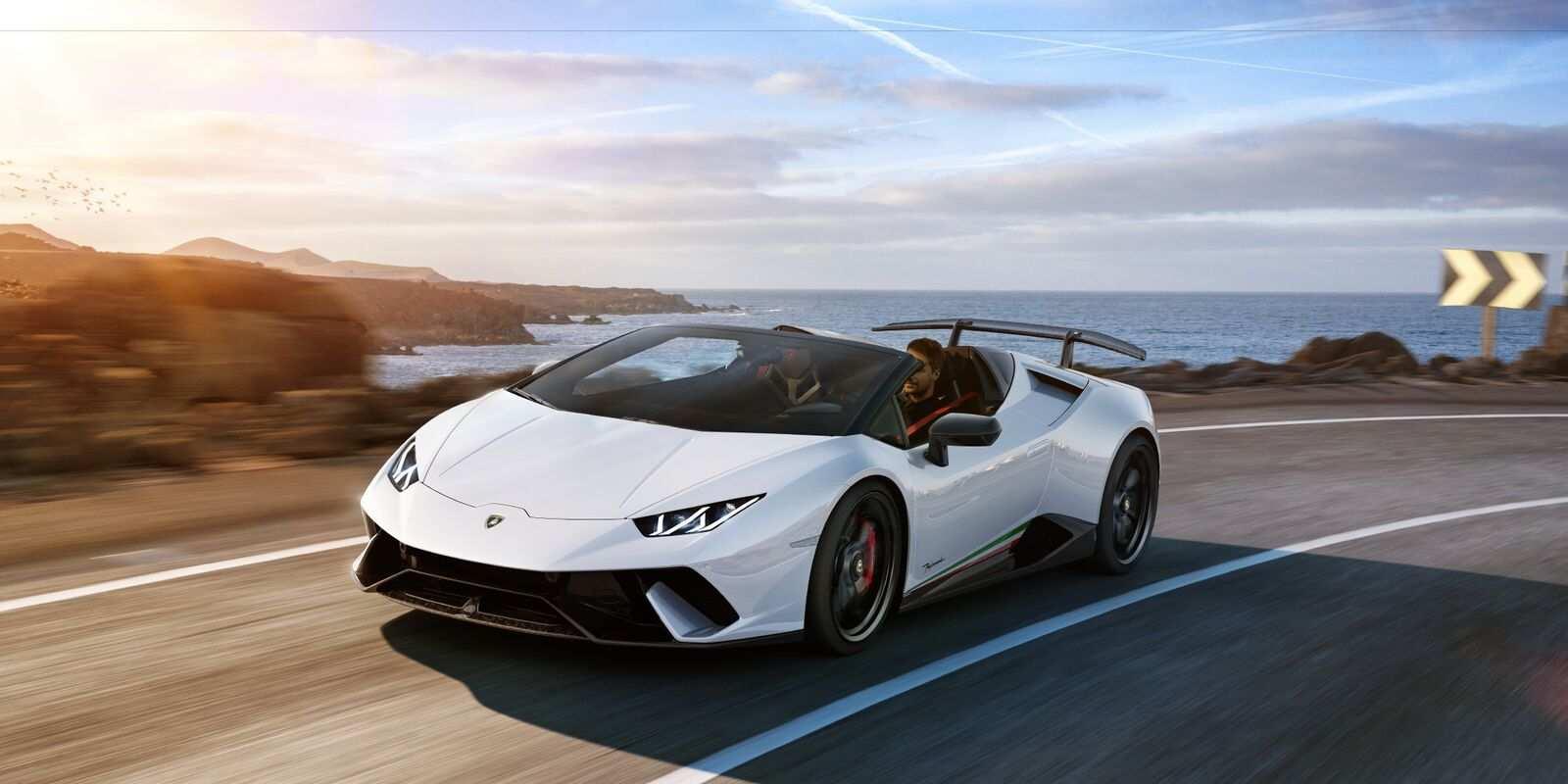 55 All New 2019 Lamborghini Huracan Horsepower Performance with 2019 Lamborghini Huracan Horsepower