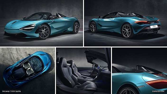 55 All New 2019 Mclaren 720S Spider Prices by 2019 Mclaren 720S Spider