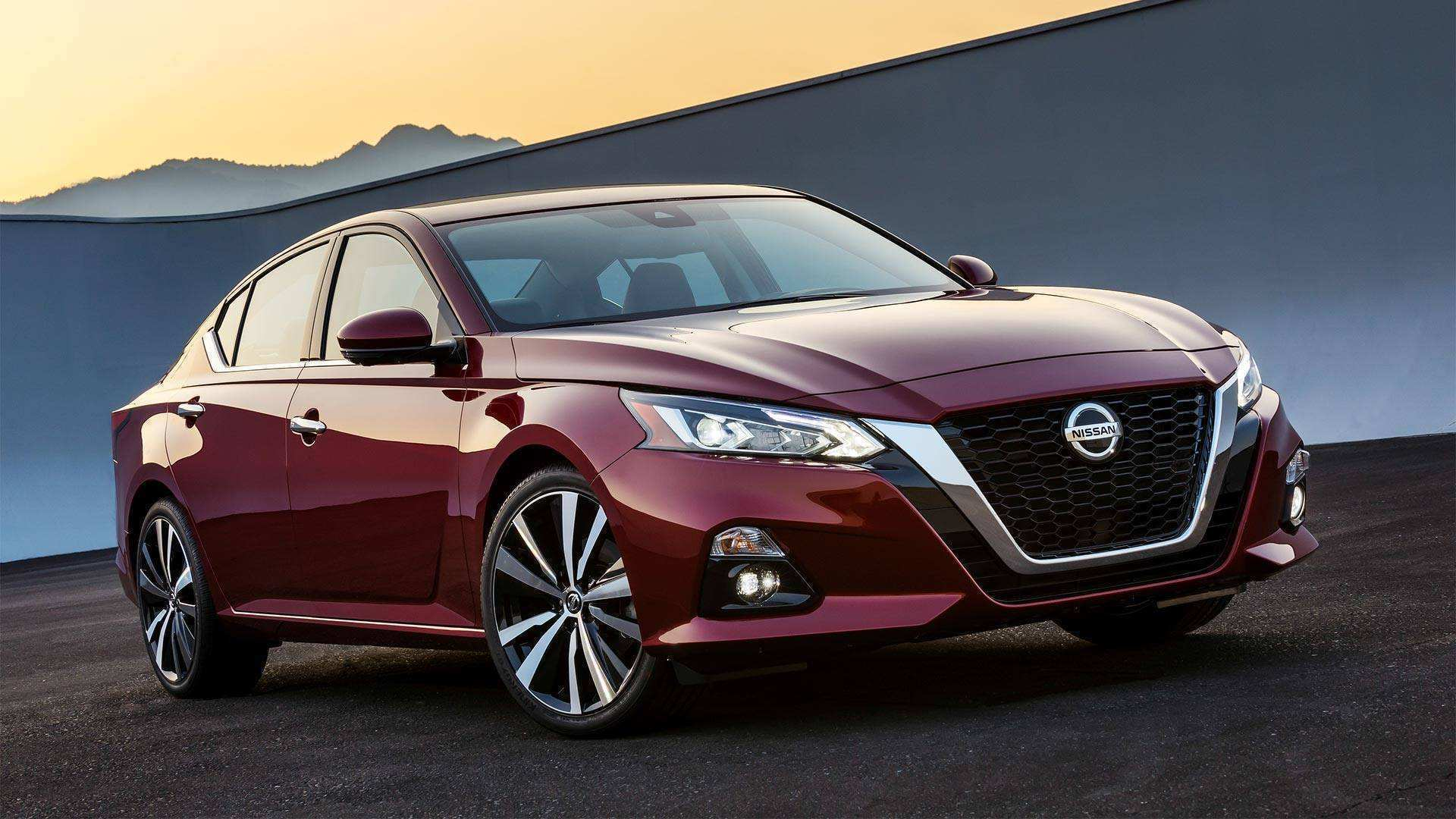 55 All New 2019 Nissan Altima Rendering Specs for 2019 Nissan Altima Rendering