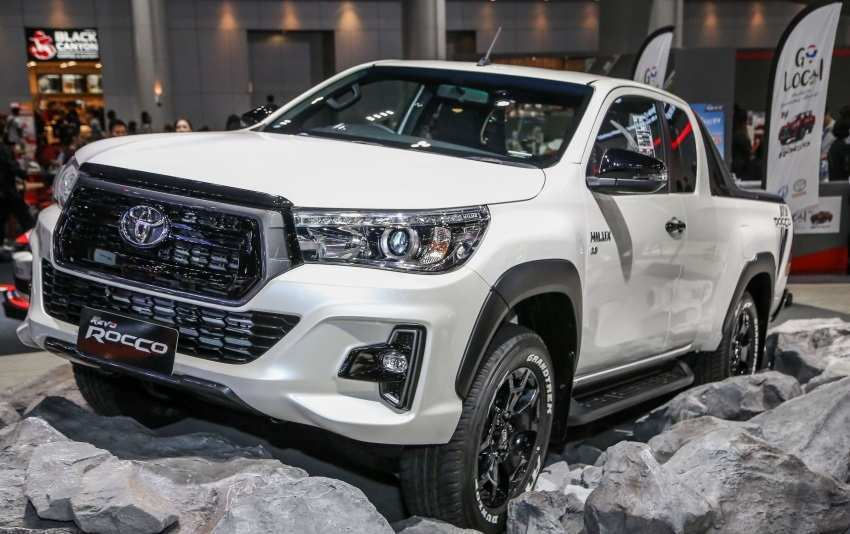 55 All New 2019 Toyota Hilux Facelift Specs and Review with 2019 Toyota Hilux Facelift