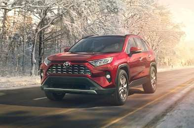 55 All New 2019 Toyota Rav4 New Review with 2019 Toyota Rav4