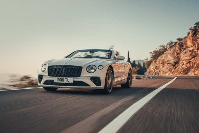 55 All New 2020 Bentley Gtc Spesification for 2020 Bentley Gtc