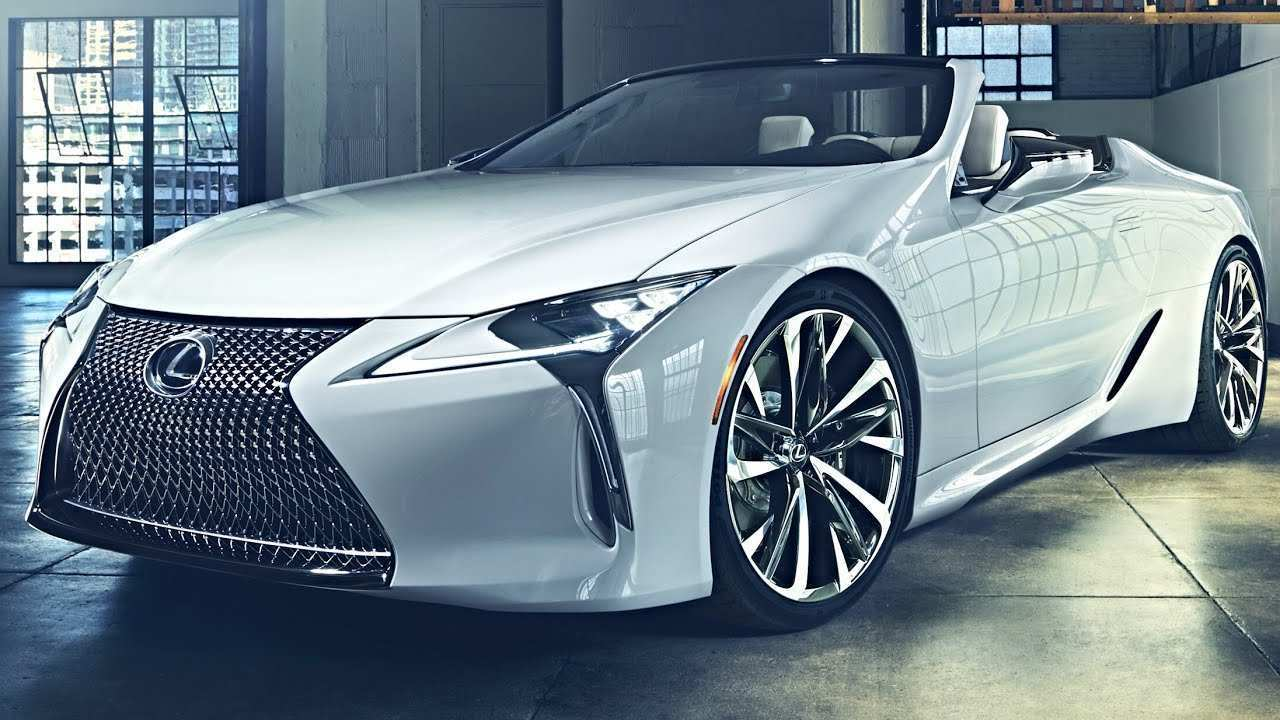 55 All New 2020 Lexus Lc Exterior for 2020 Lexus Lc