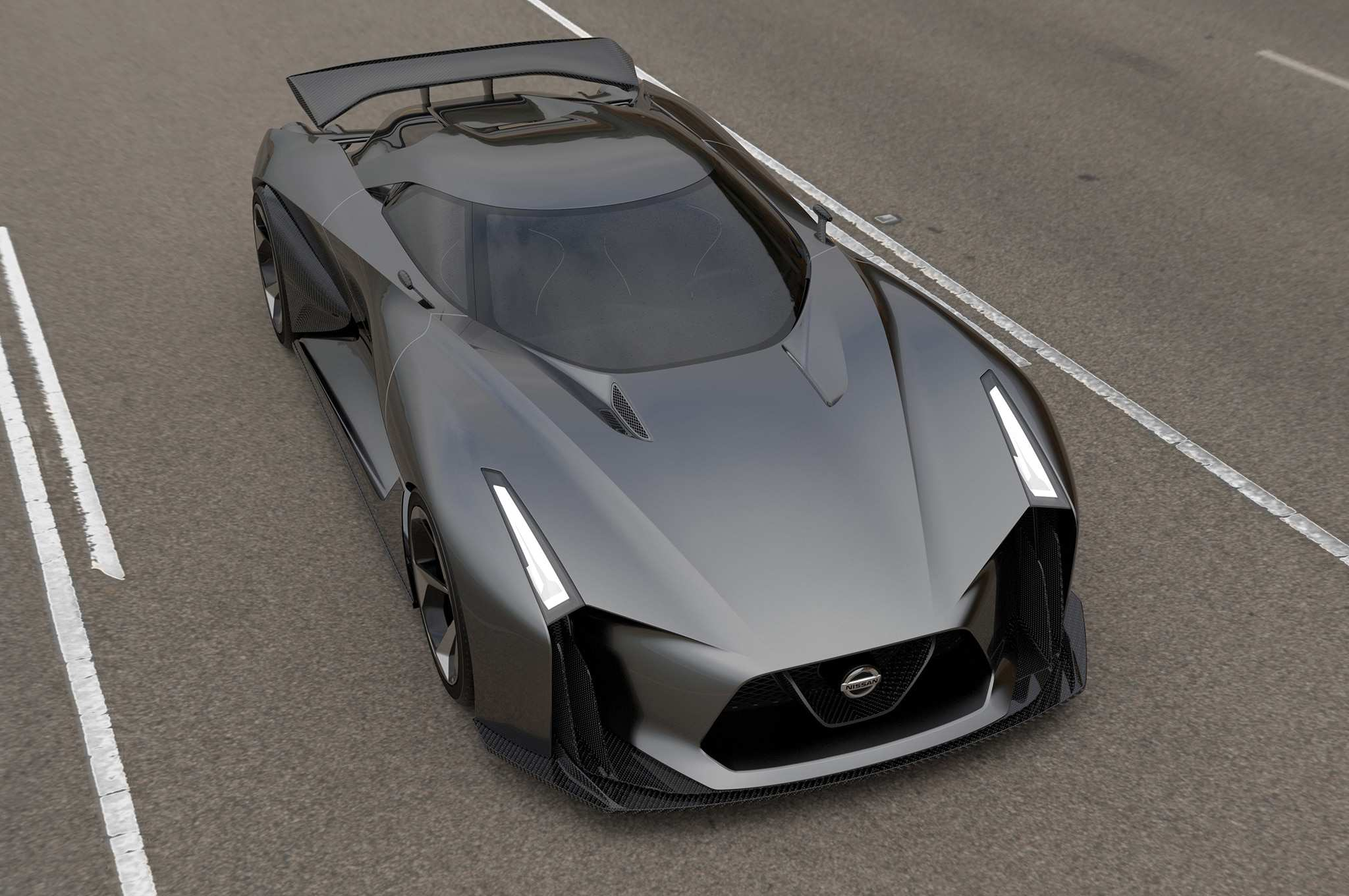 55 All New Nissan 2020 Vision Gt Redesign for Nissan 2020 Vision Gt
