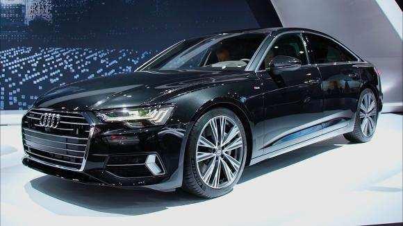 55 Best Review 2019 Audi A7 Frankfurt Auto Show Specs for 2019 Audi A7 Frankfurt Auto Show