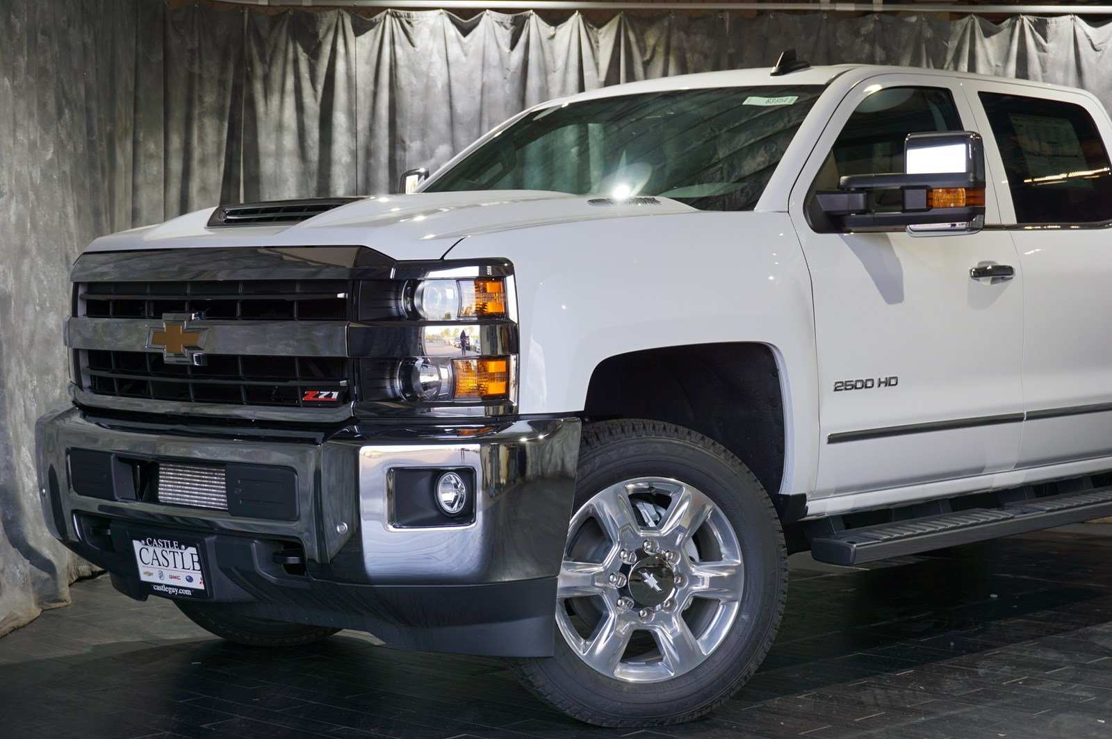55 Best Review 2019 Chevrolet 2500 Duramax Concept with 2019 Chevrolet 2500 Duramax