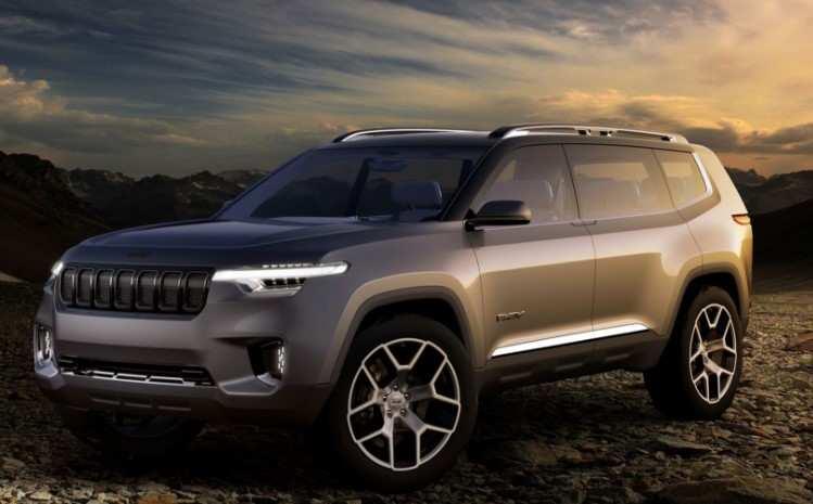 55 Best Review 2019 Jeep Yuntu Interior with 2019 Jeep Yuntu