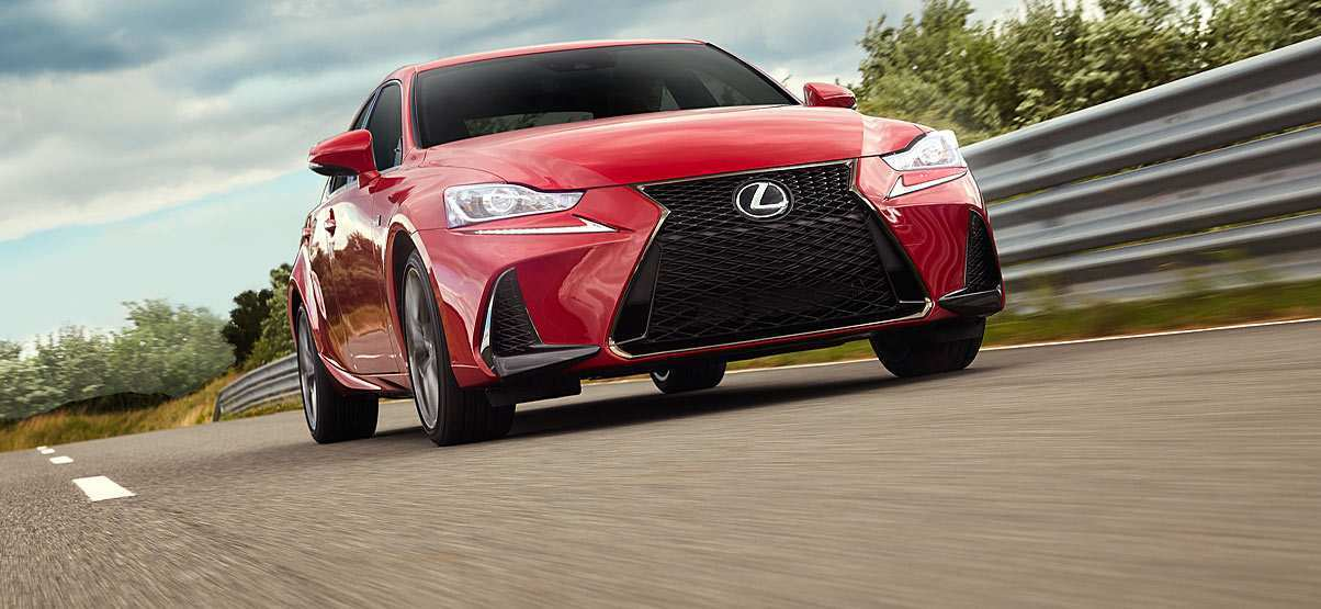 55 Best Review 2019 Lexus Is350 F Sport Spesification with 2019 Lexus Is350 F Sport