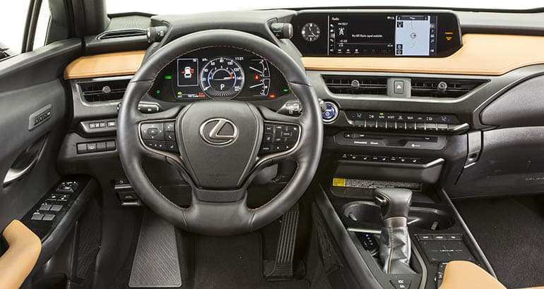 55 Best Review 2019 Lexus Ux Interior Exterior for 2019 Lexus Ux Interior