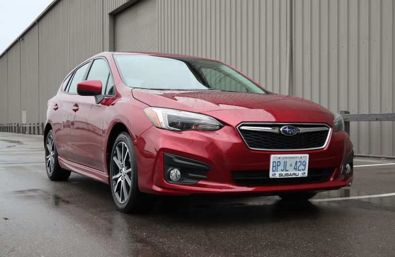 55 Best Review 2019 Subaru Impreza Sport Release for 2019 Subaru Impreza Sport