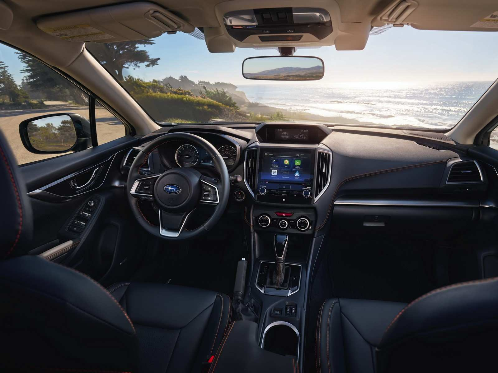 55 Best Review 2019 Subaru Phev Interior for 2019 Subaru Phev