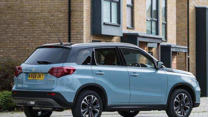 55 Best Review 2019 Suzuki Suv Performance and New Engine with 2019 Suzuki Suv