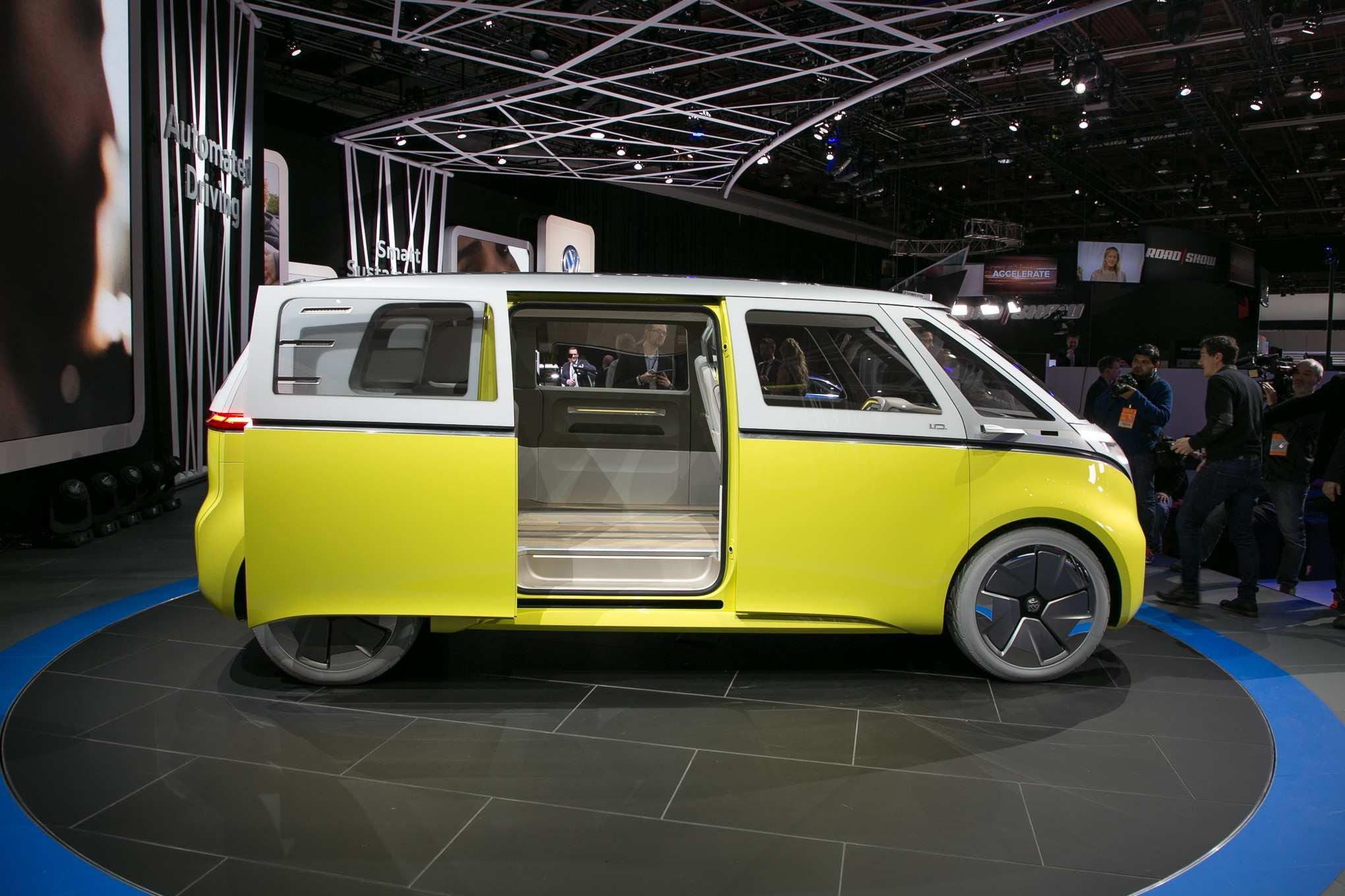 55 Best Review 2019 Volkswagen Van Specs with 2019 Volkswagen Van