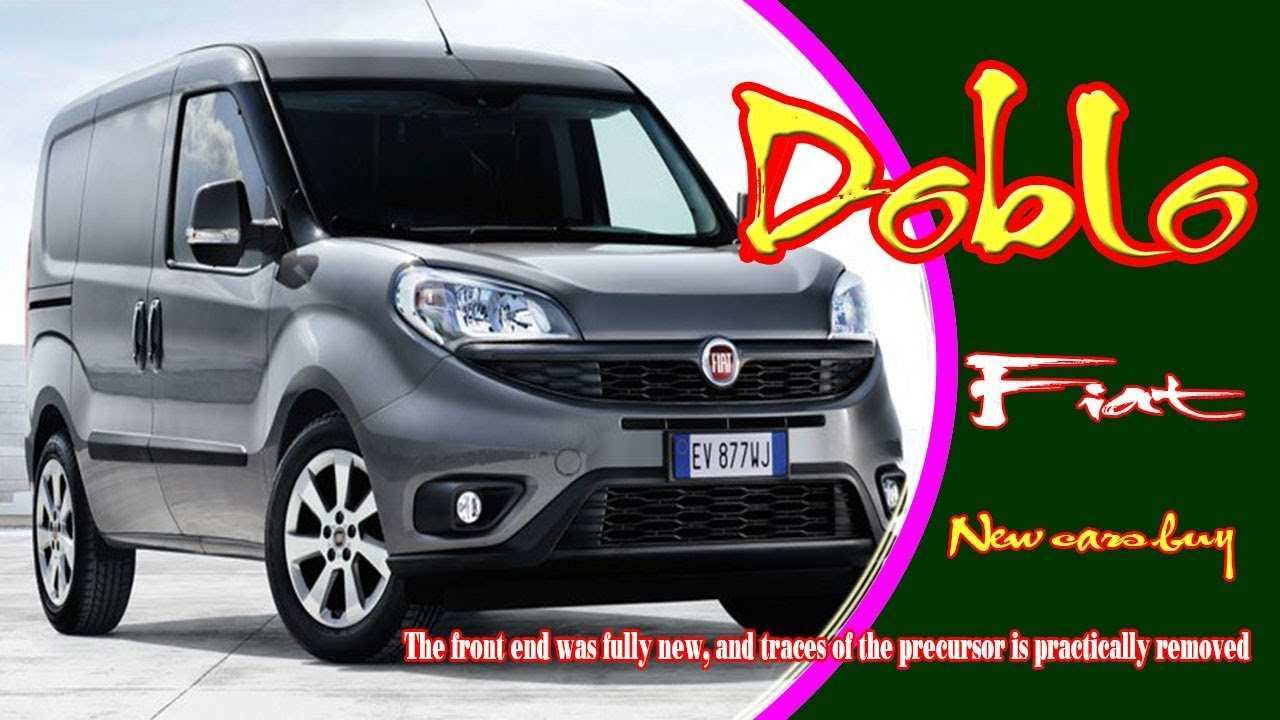 55 Best Review Fiat Fiorino 2019 Redesign for Fiat Fiorino 2019