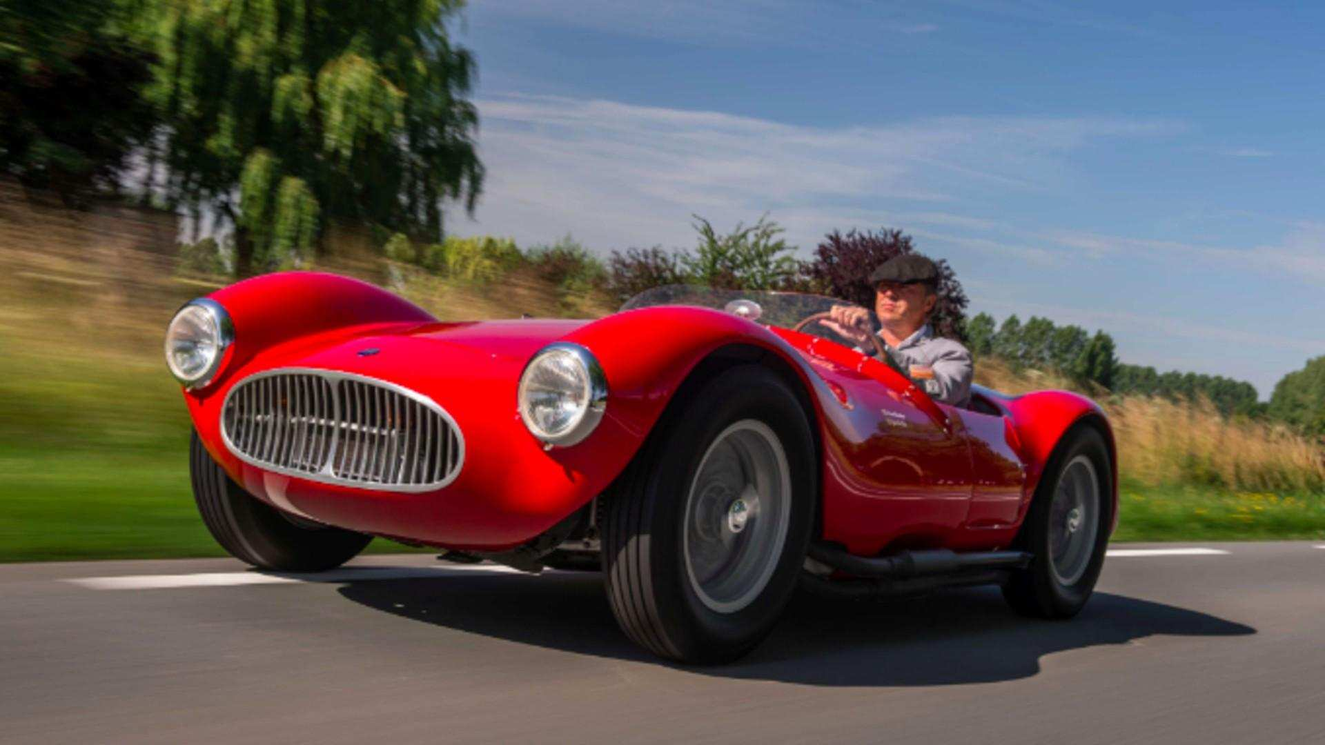 55 Best Review Maserati A6Gcs 2019 Spy Shoot by Maserati A6Gcs 2019