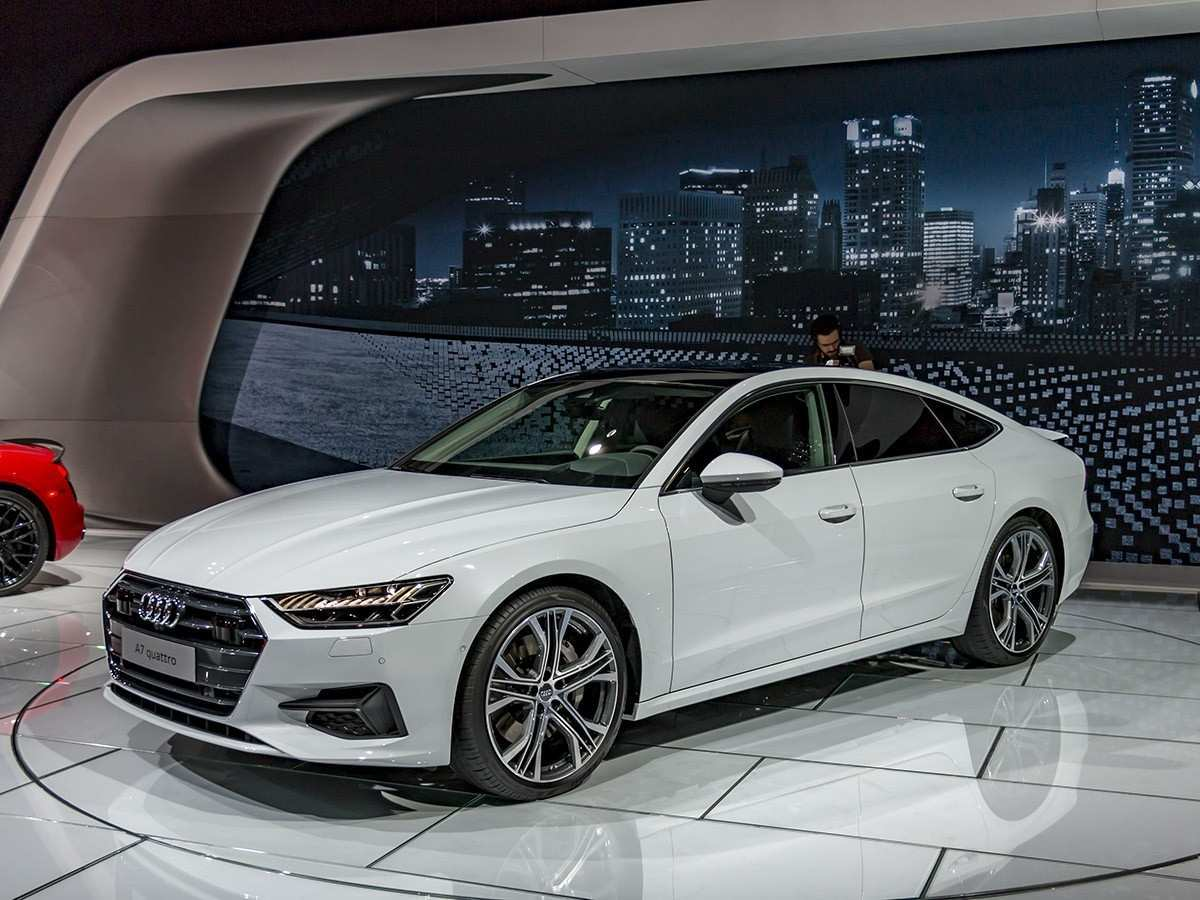 55 Concept of 2019 Audi New Models First Drive by 2019 Audi New Models