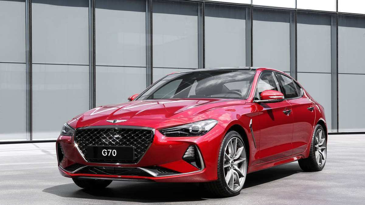 55 Concept of 2019 Hyundai Genesis G70 History by 2019 Hyundai Genesis G70