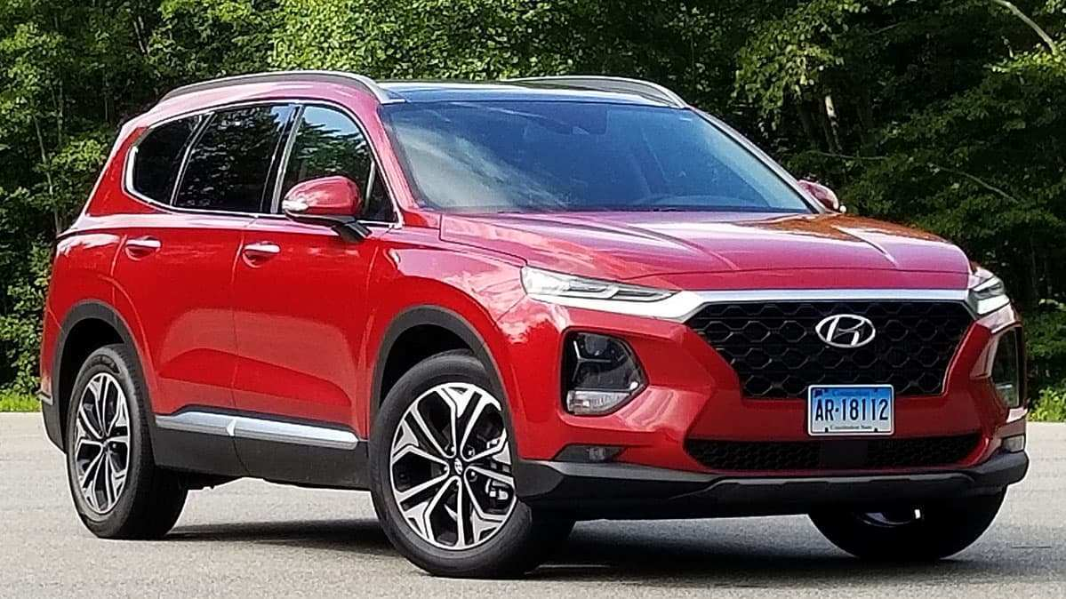 55 Concept of 2019 Hyundai Santa Fe Engine Specs and Review by 2019 Hyundai Santa Fe Engine