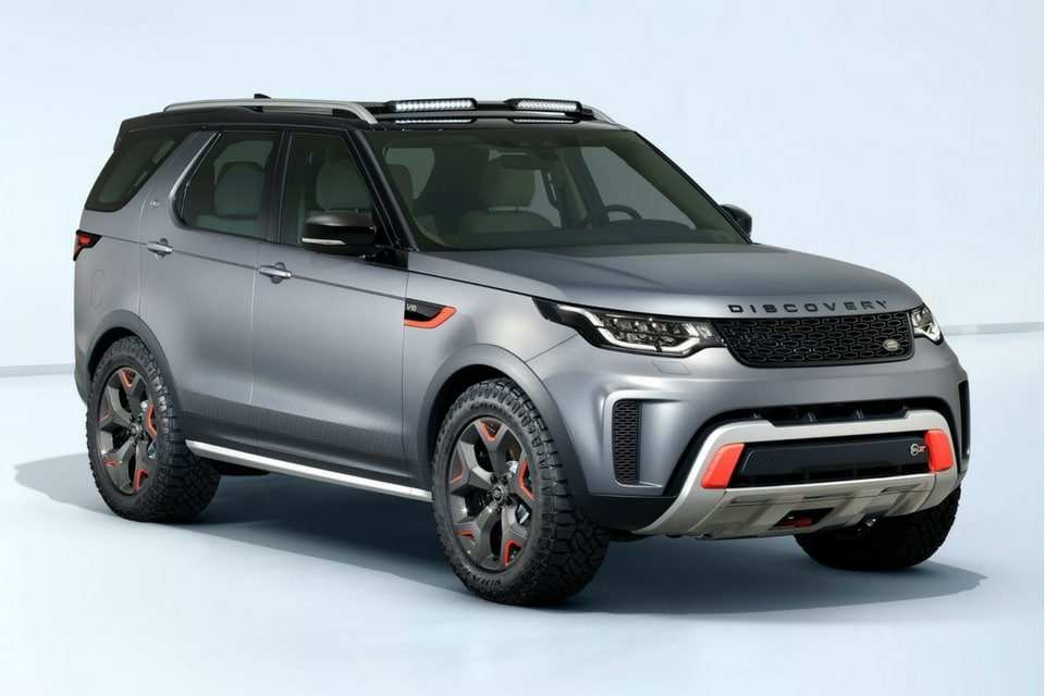 55 Concept of 2019 Land Rover Discovery Svx First Drive by 2019 Land Rover Discovery Svx