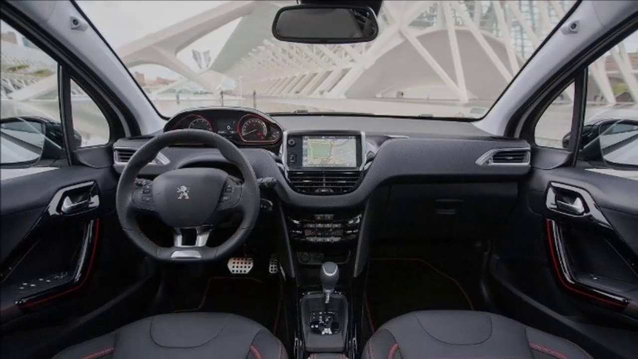 55 Concept of 2019 Peugeot 2008 History with 2019 Peugeot 2008