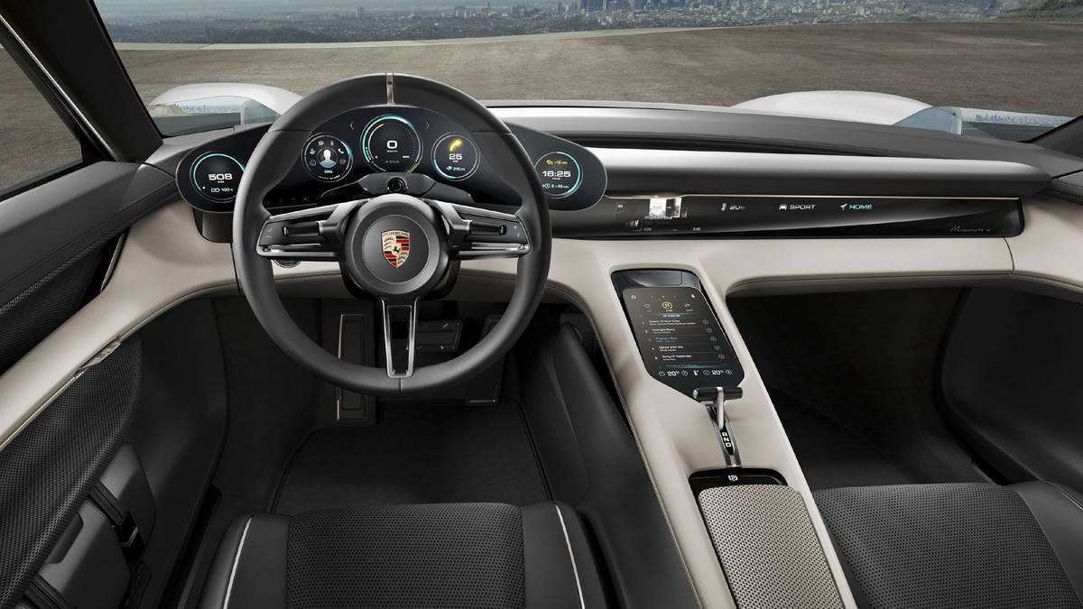 55 Concept of 2019 Porsche Electric Performance by 2019 Porsche Electric