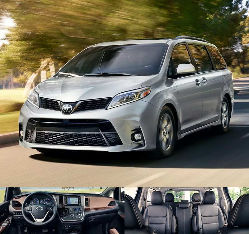 55 Concept of 2019 Toyota Sienna Model for 2019 Toyota Sienna