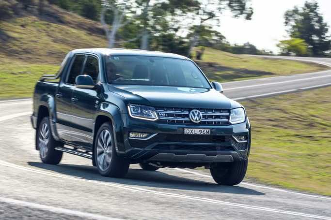 55 Concept of 2019 Volkswagen Amarok Research New with 2019 Volkswagen Amarok