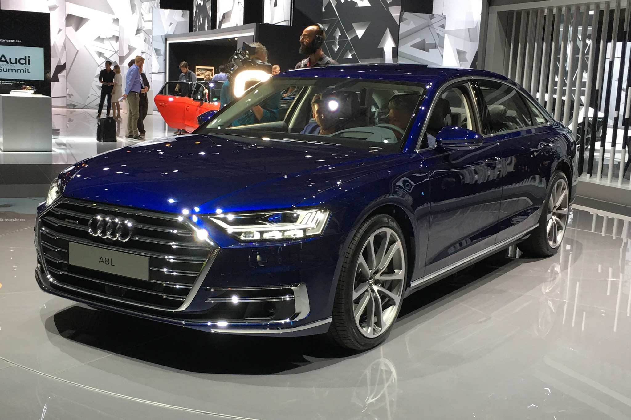 55 Concept of Audi A8 2019 Wallpaper for Audi A8 2019