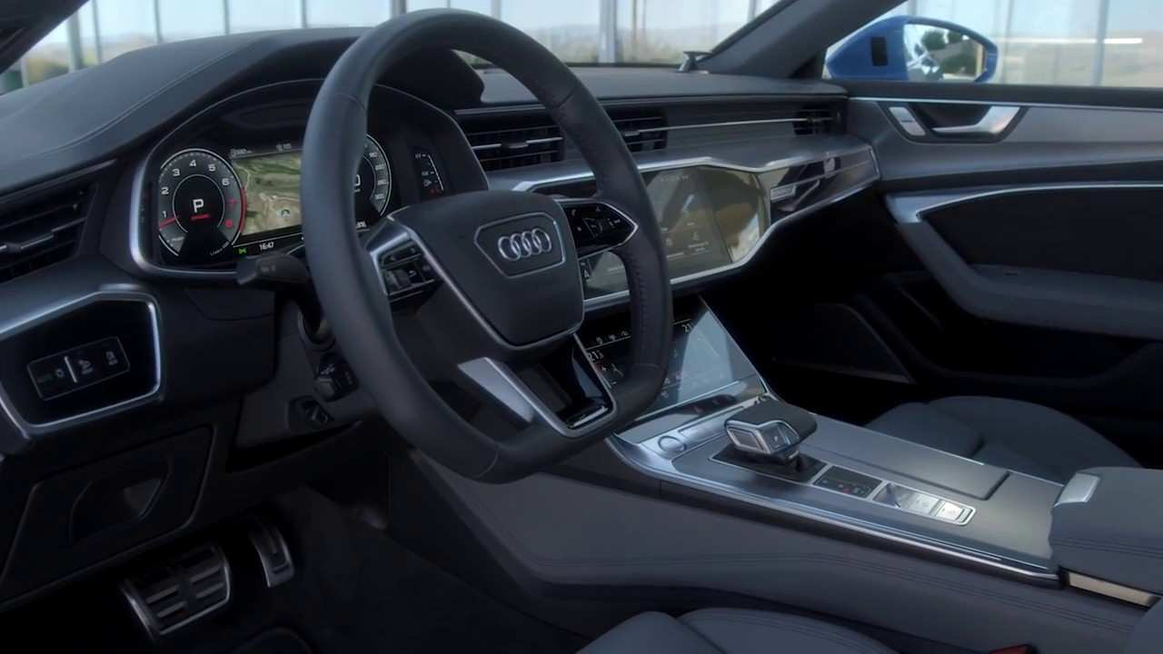 55 Gallery of 2019 Audi A7 Interior Price and Review for 2019 Audi A7 Interior