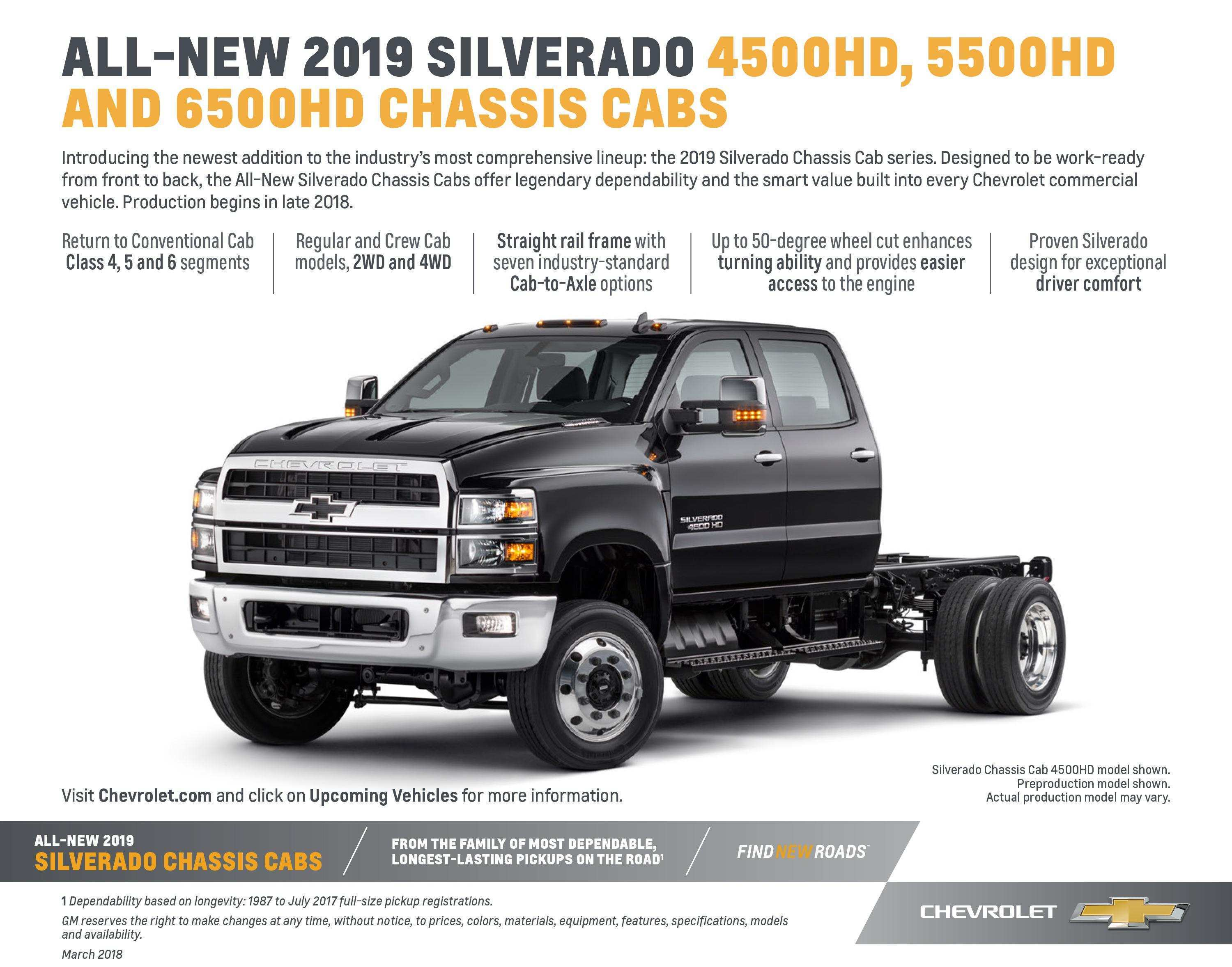 55 Gallery of 2019 Chevrolet Silverado 4500 Hd Review with 2019 Chevrolet Silverado 4500 Hd