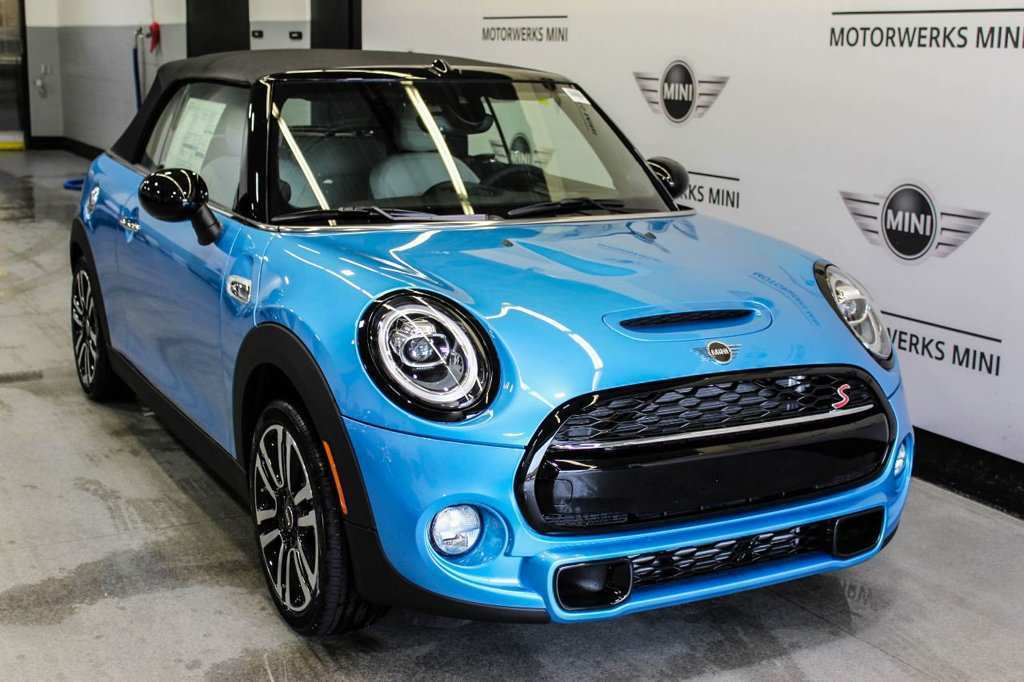 55 Gallery of 2019 Mini Cooper S Specs and Review with 2019 Mini Cooper S
