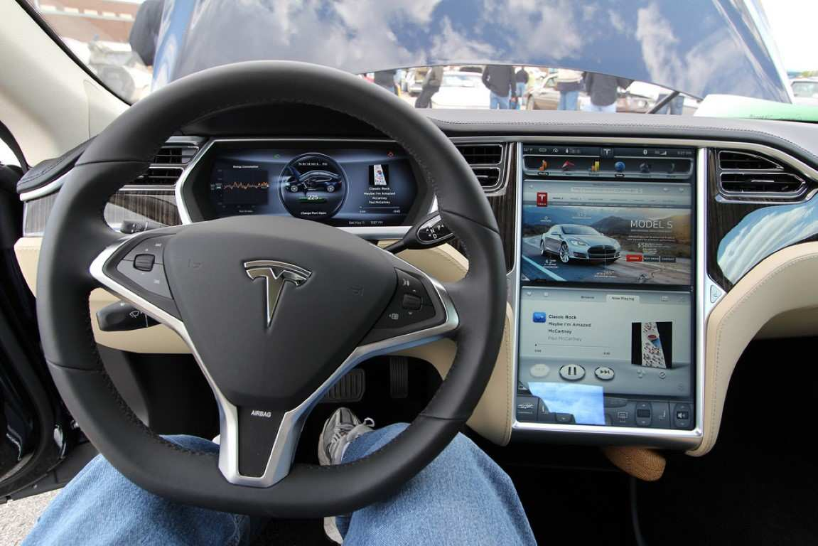 55 Gallery of 2019 Tesla Interior Redesign and Concept with 2019 Tesla Interior