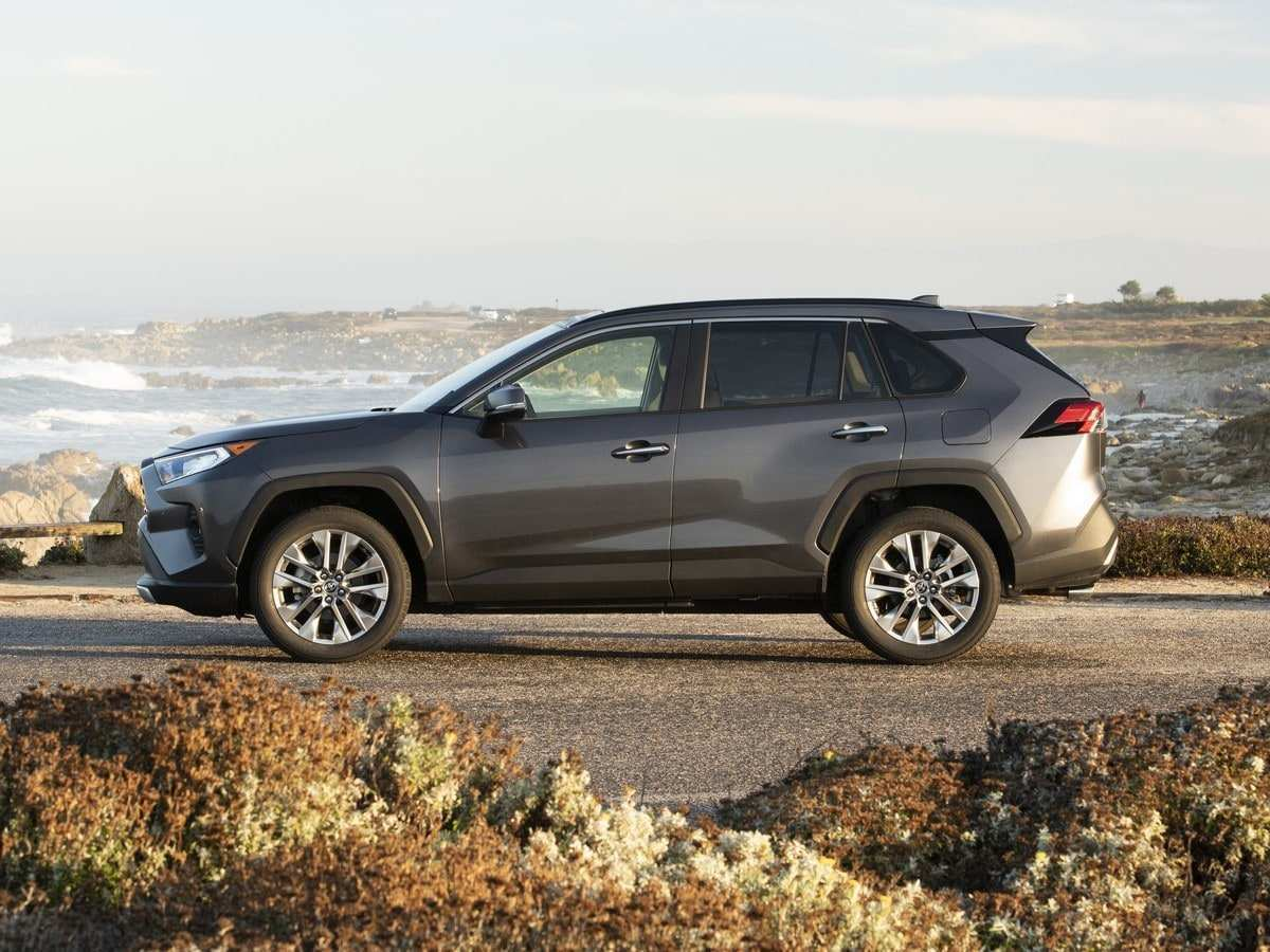55 Gallery of 2019 Toyota Rav4 Overview with 2019 Toyota Rav4