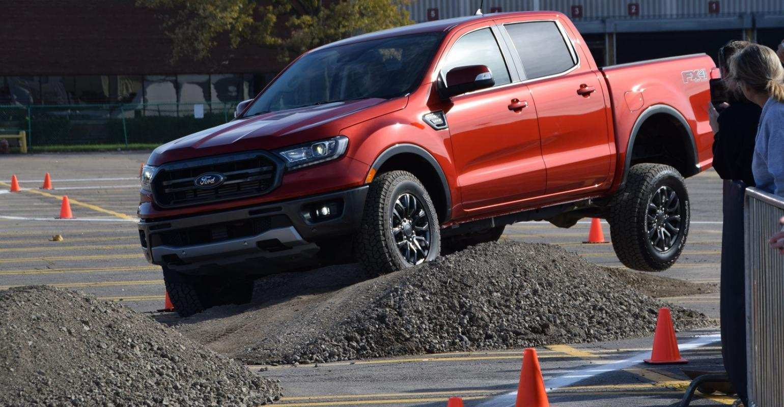 55 Gallery of 2019 Usa Ford Ranger Review with 2019 Usa Ford Ranger