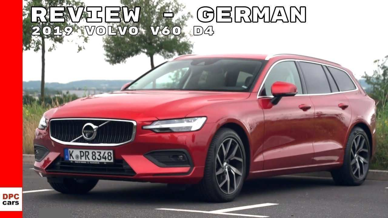55 Gallery of 2019 Volvo V60 D4 Reviews with 2019 Volvo V60 D4