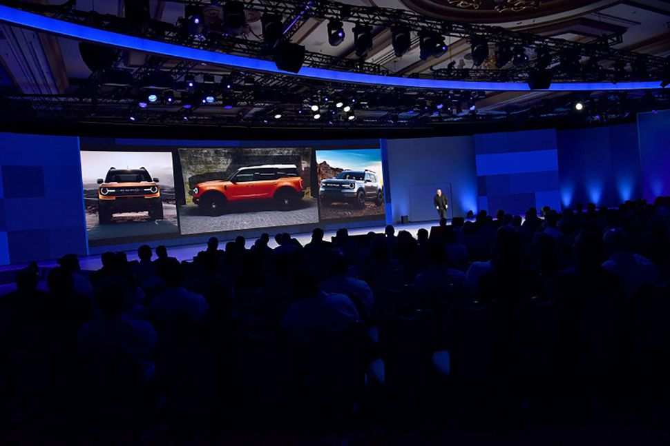 55 Gallery of 2020 Ford Bronco Detroit Auto Show Performance for 2020 Ford Bronco Detroit Auto Show