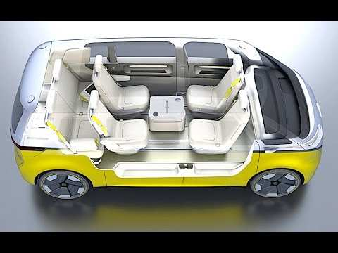 55 Gallery of 2020 Volkswagen Van Specs and Review with 2020 Volkswagen Van
