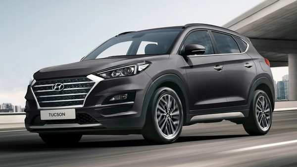 55 Gallery of Hyundai Tucson 2019 Facelift Specs and Review for Hyundai Tucson 2019 Facelift