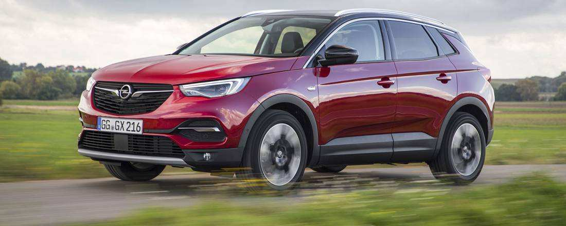 55 Gallery of Opel 4X4 2019 Images by Opel 4X4 2019