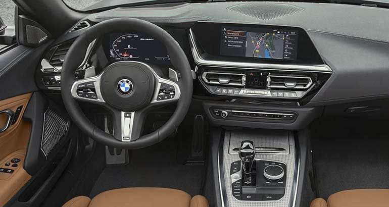 55 Great 2019 Bmw Z4 Interior Photos for 2019 Bmw Z4 Interior