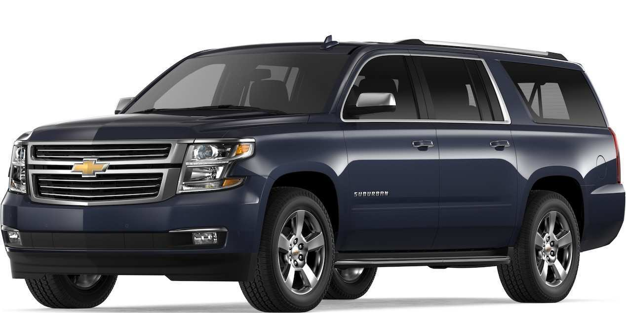 55 Great 2019 Chevrolet Suburban Price with 2019 Chevrolet Suburban