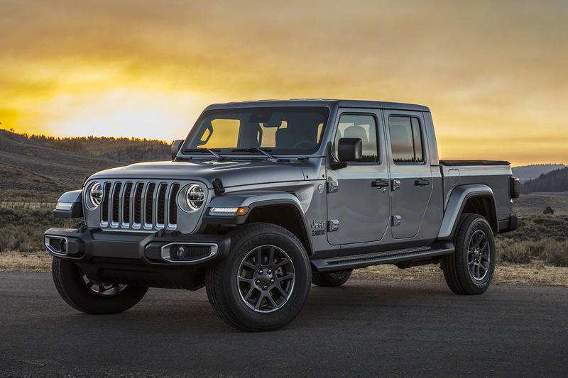 55 Great 2019 Jeep Gladiator Rumors for 2019 Jeep Gladiator
