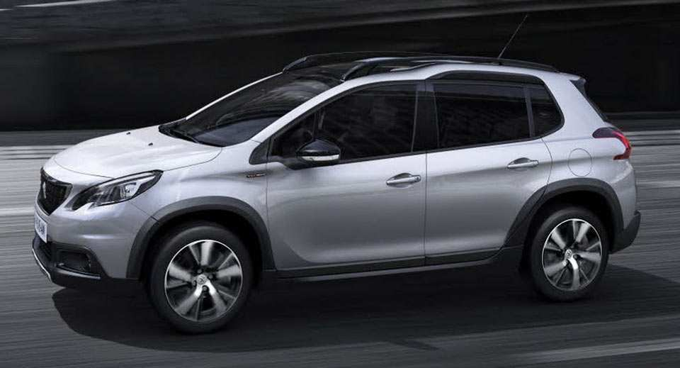 55 Great 2019 Peugeot 2008 Price and Review by 2019 Peugeot 2008