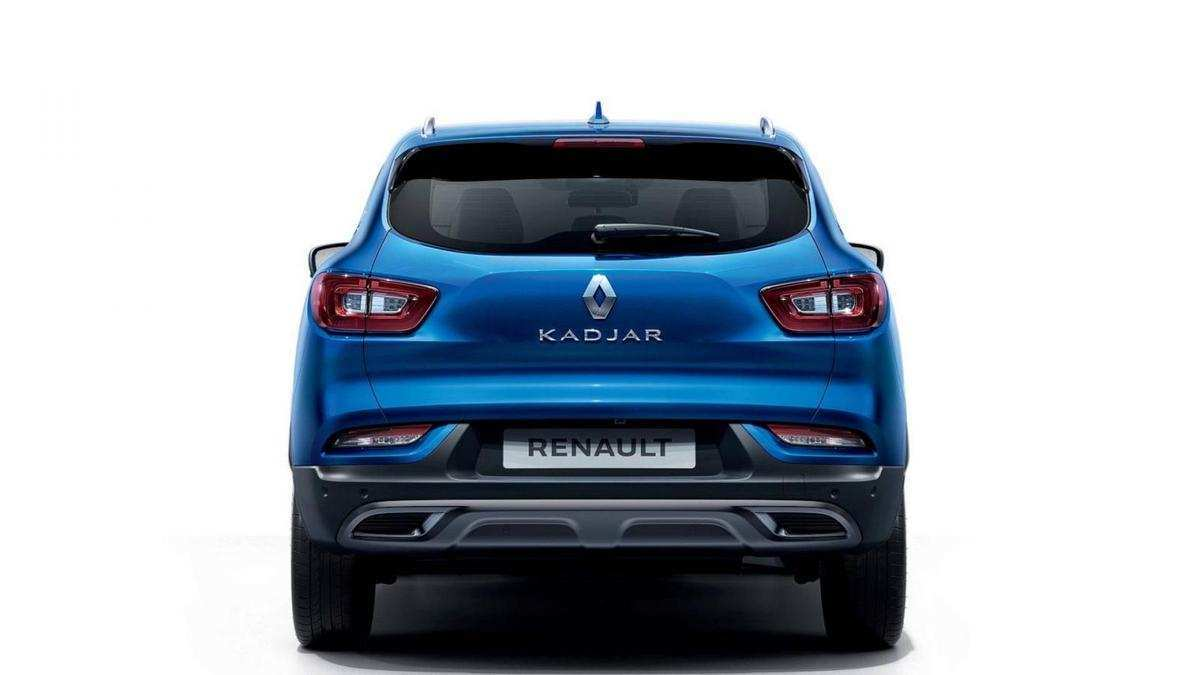55 Great 2019 Renault Kadjar Redesign and Concept with 2019 Renault Kadjar