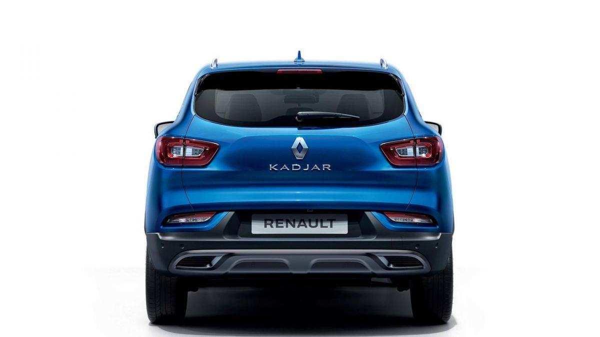 55 Great 2019 Renault Kadjar Redesign and Concept with 2019 Renault Kadjar