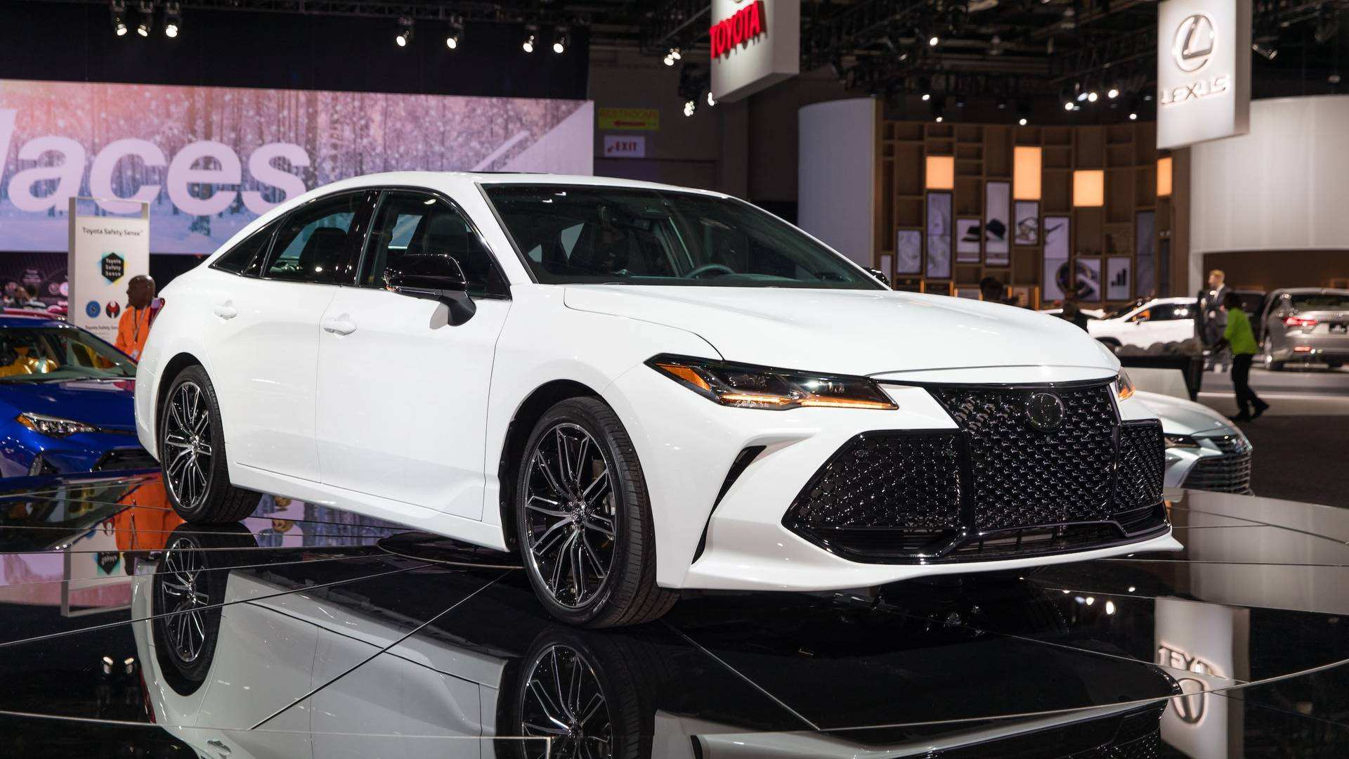 55 Great 2019 Toyota Avalon Xse Ratings for 2019 Toyota Avalon Xse